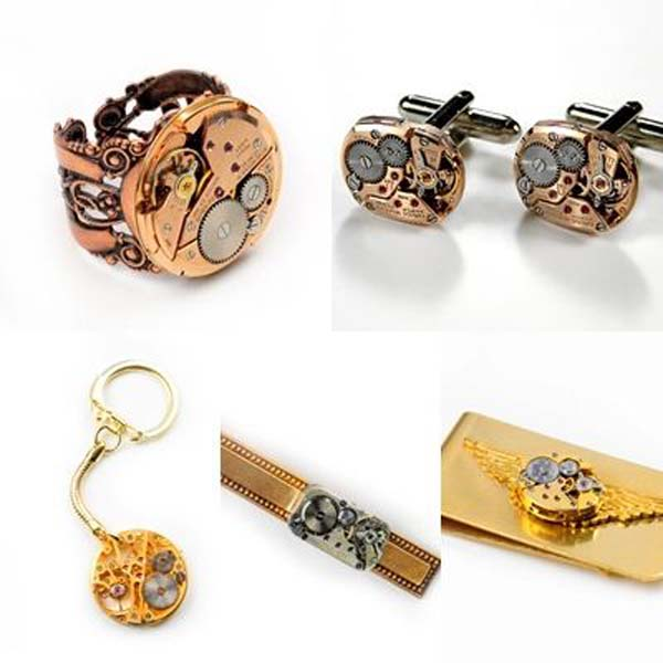 Exquisite Watch Movement Accessories