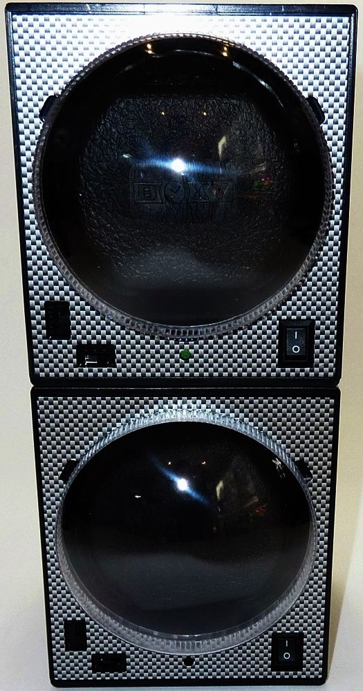 Luxury Display Dual  Automatic Watch Winder System -2B
