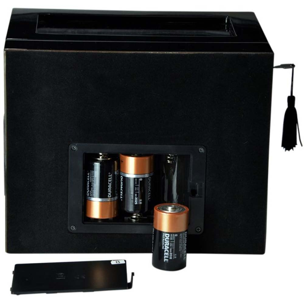 Luxury Display Dual Automatic Watch Winder  model: Chrono Valet-2 LED(RGB) LCD High Tech!
