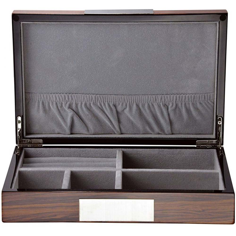 Luxury Jewellery Storage Box  -model: JewelleryPro-6RWGV