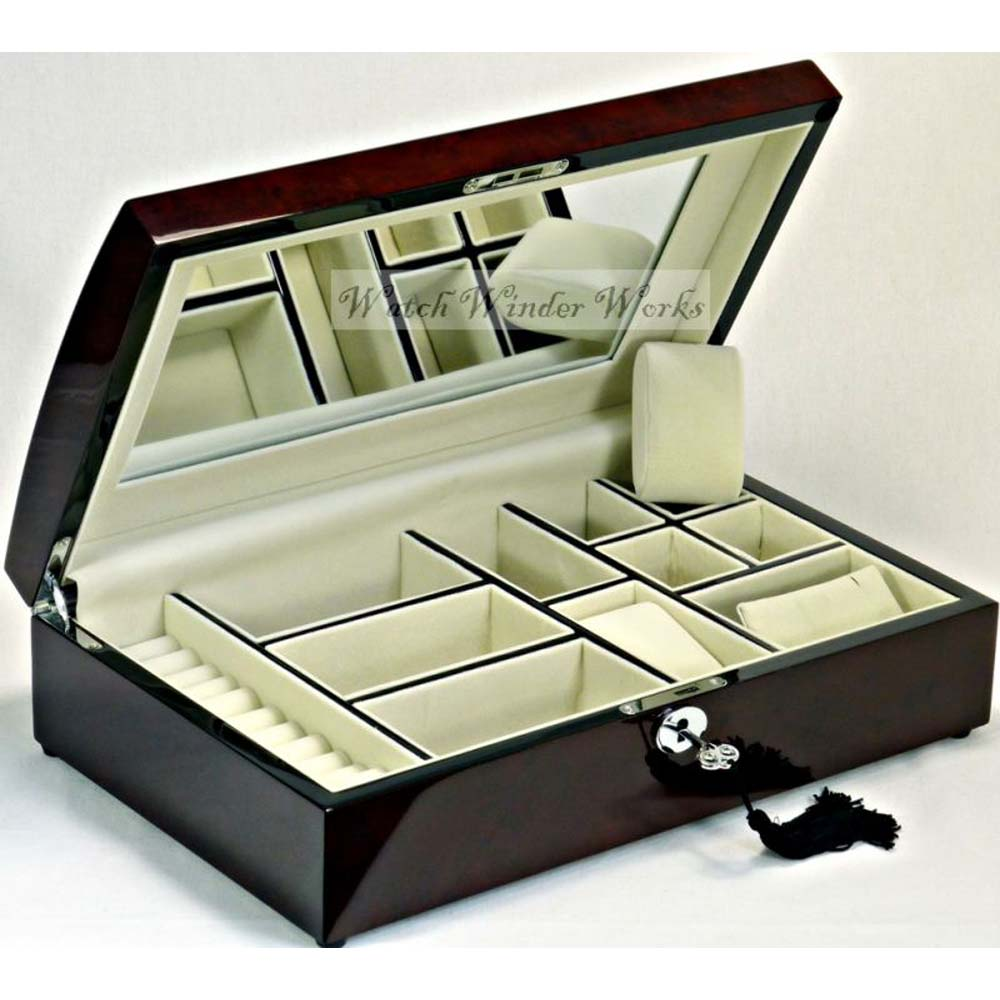 Awesome Luxury Multipurpose Watch/Jewellery Collection/Storage Box   Model:Multipro 2RSR