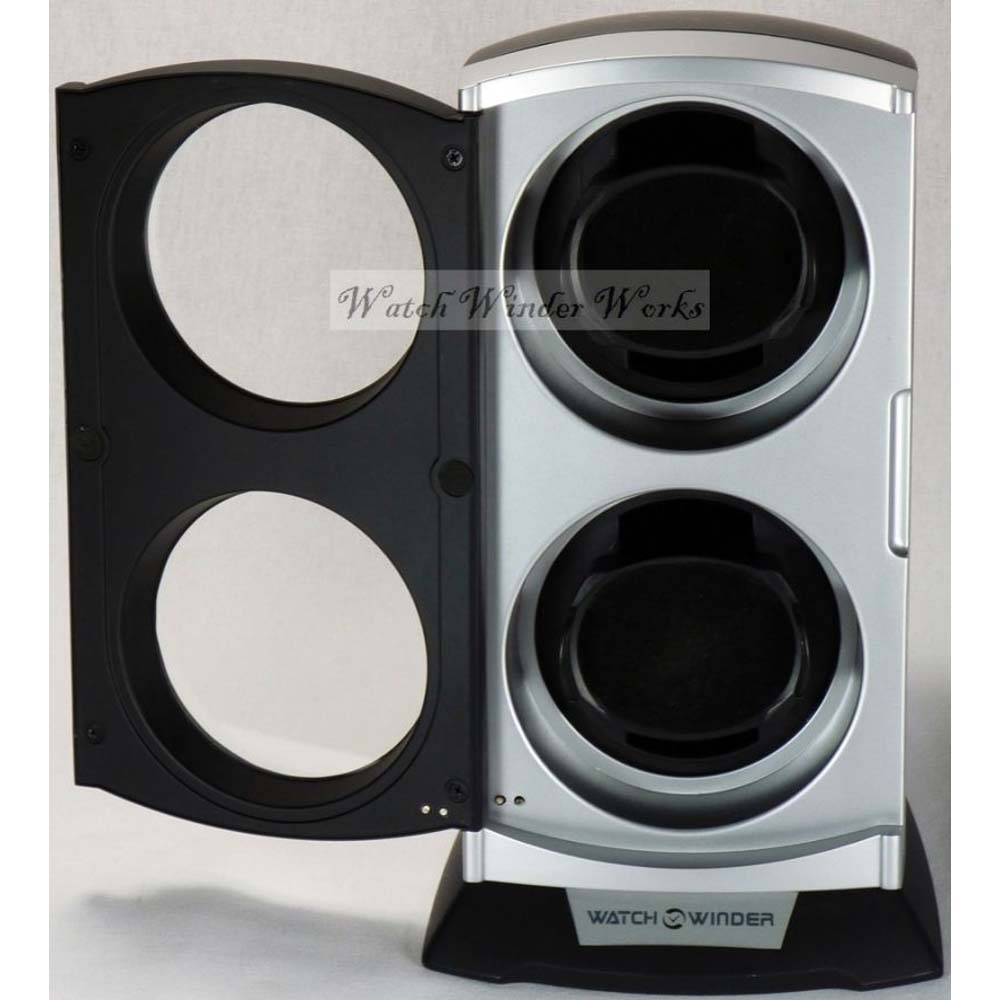 "Automatic Watch Winder@2watches ""Star Wars"" LED Lights! model:R2D2-LED"