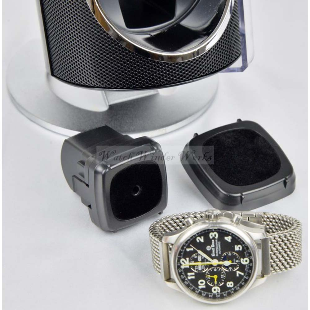 Luxury Display Dual Automatic Watch Winder-model: R2D2-REVO