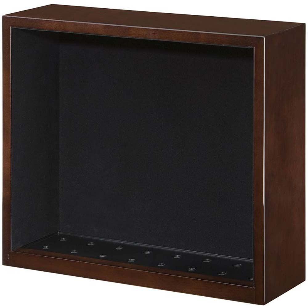 "Luxury Display Automatic ""BOXY"" Watch Winder System for 12 Watches - 12TH (Mahogany or Black)"