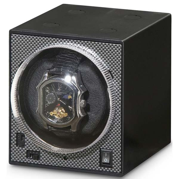 Standard Add-On Boxy Brick Automatic Watch Winder (No AC Adapter)