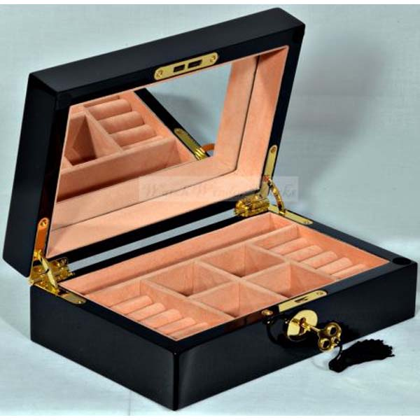 Luxury Jewellery Storage Box  -model:JewelleryPro-BT1