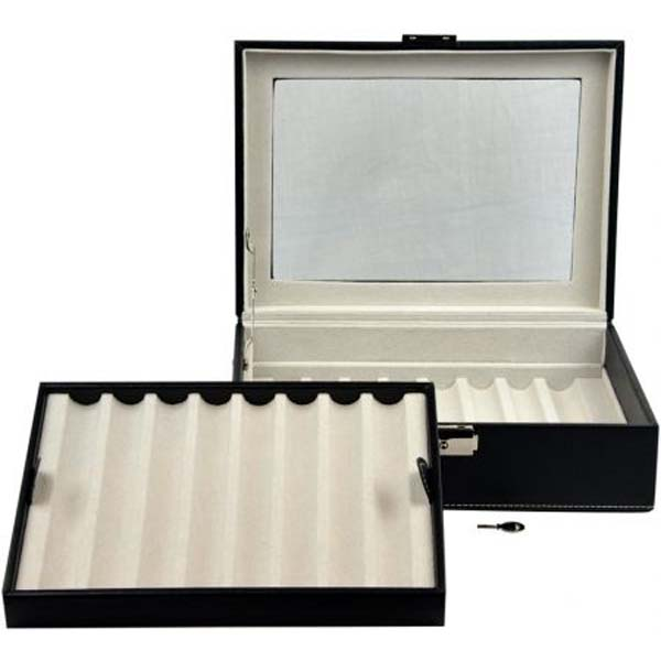 Luxury display Pen collection/storage case for 16 Pens- model: PenPro-16LTR